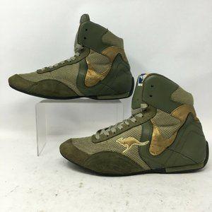 KangaROOS Mens 8.5 High Top Basketball Sneakers Gr